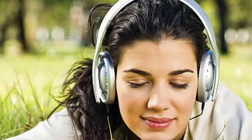 Прослушивание в наушниках