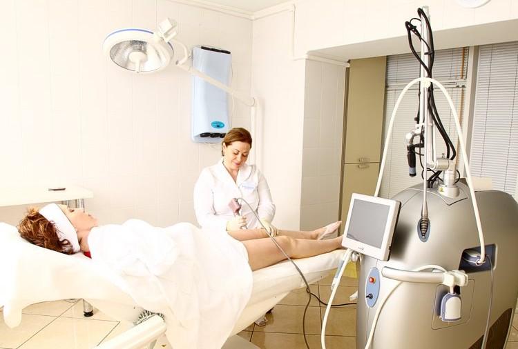 RF лифтинг для подтяжке лица и омоложения тела