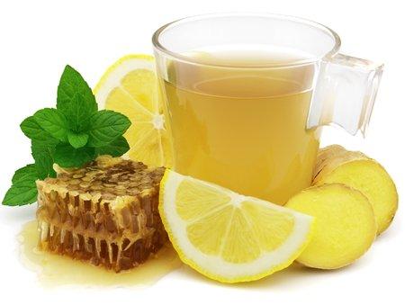 Имбирь и мед