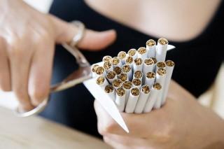 Когда курить было модно