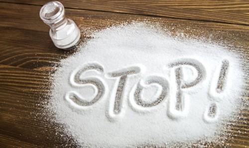 Человек у которого избыток соли в организме