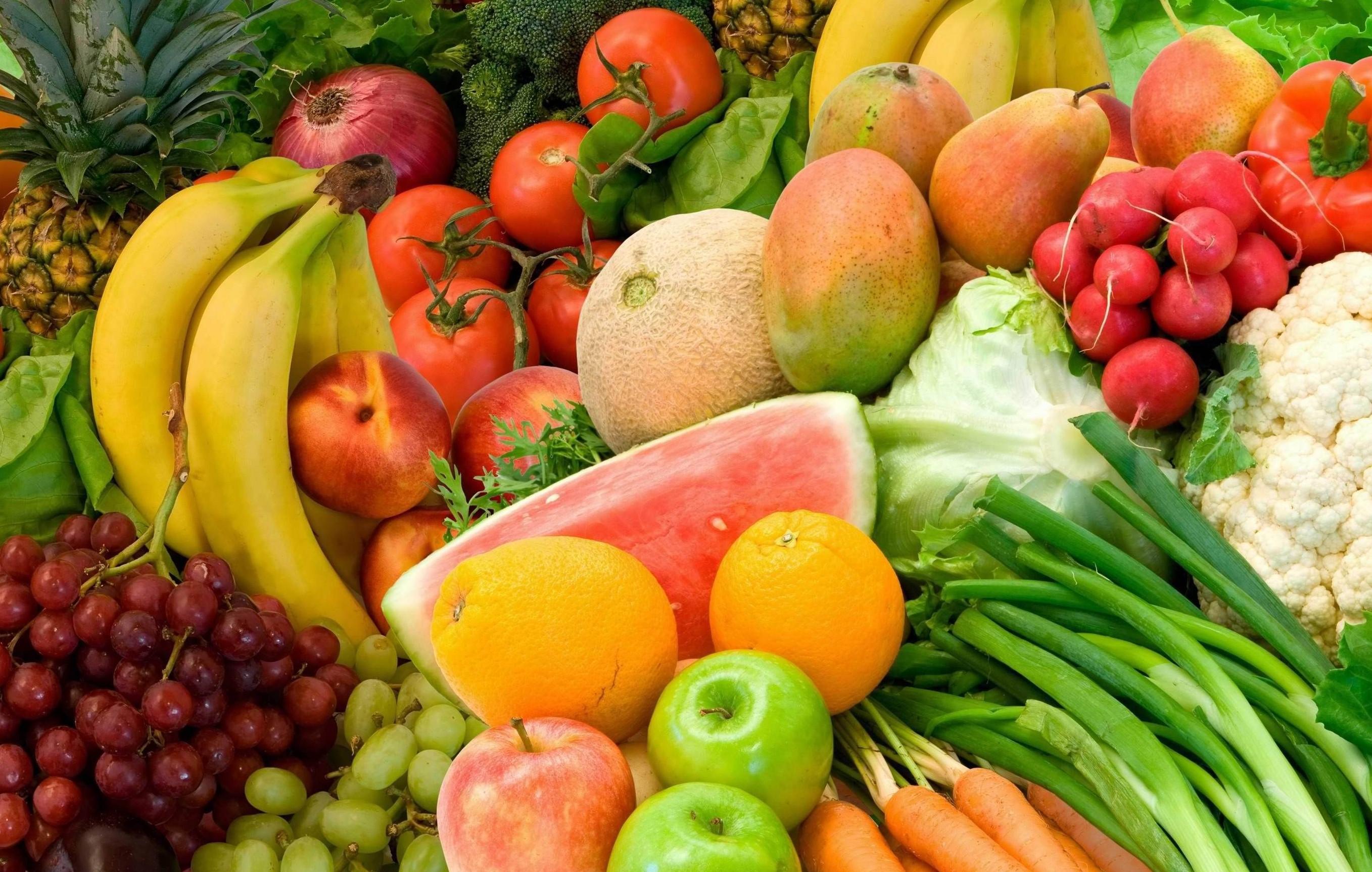 Доступные и вкусные продукты питания для чистки организма