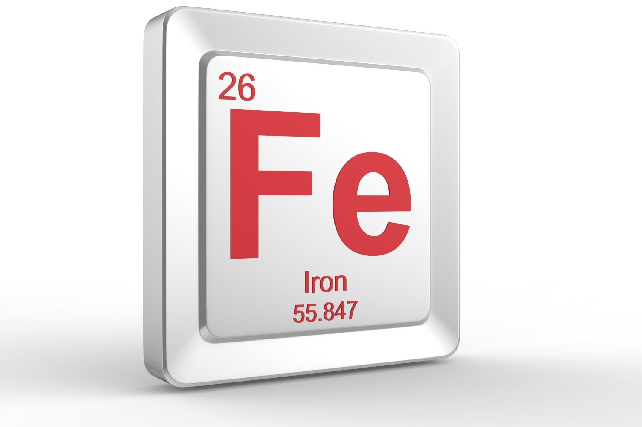Железо элемент