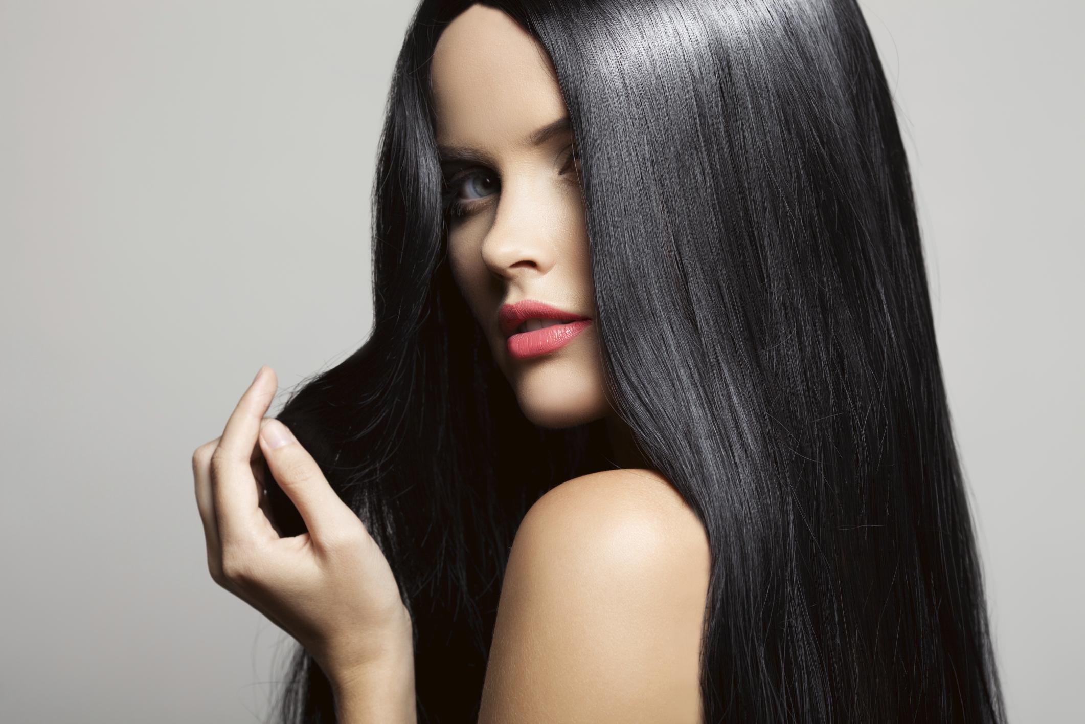 Кератинового восстановления волос