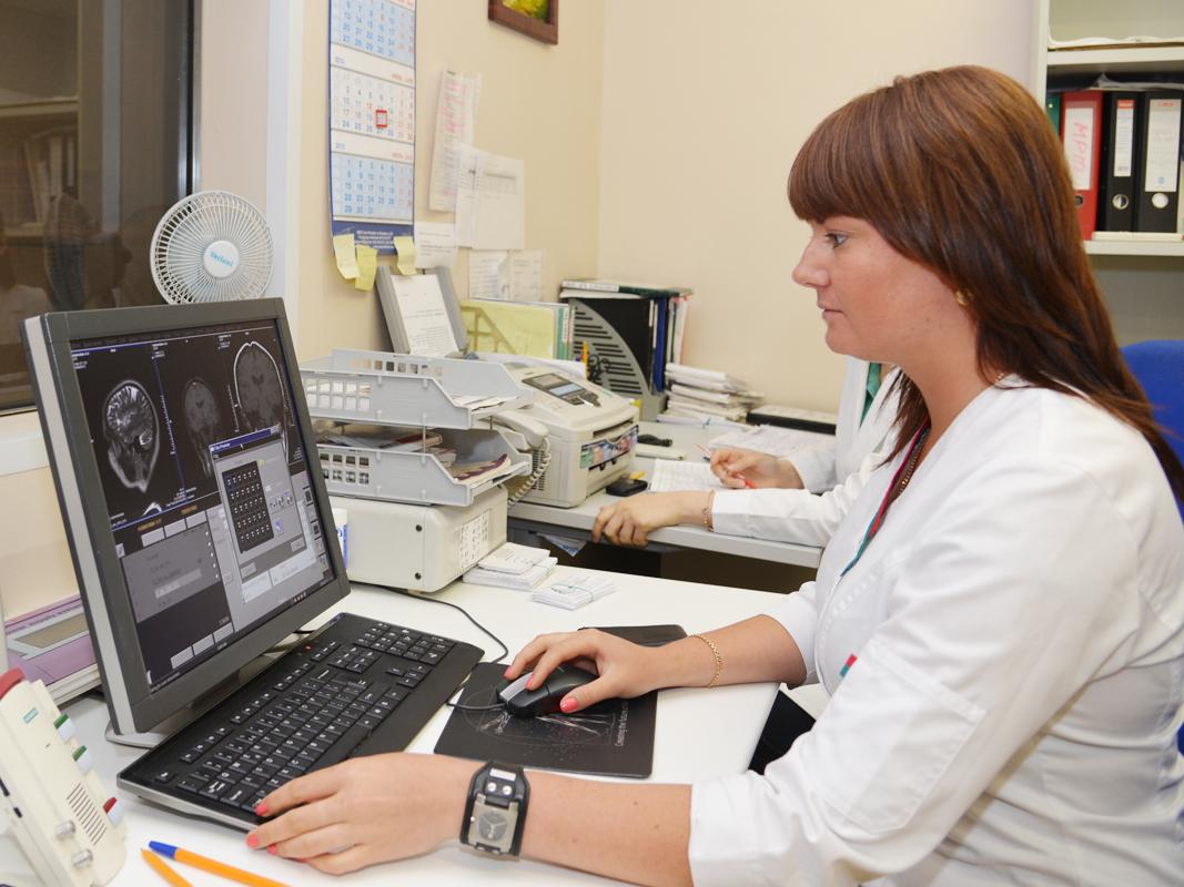Компьютерная диагностика медицина