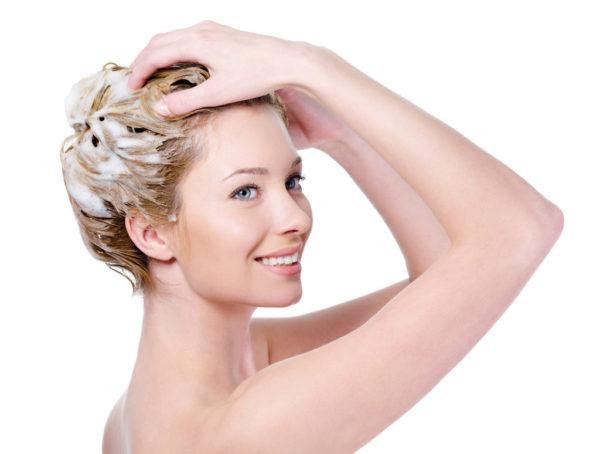 Шампунь волосы мыть