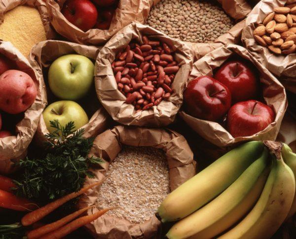 источник углеводов в пище