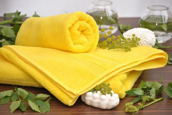Обтирания холодным полотенцем
