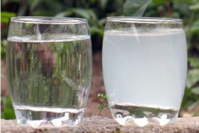 Хлорированная вода
