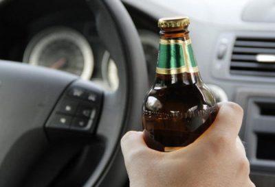 Пиво и управление атомобилем