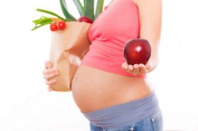 Правильное питание беременных