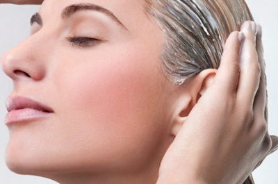 Творожная маска для волос