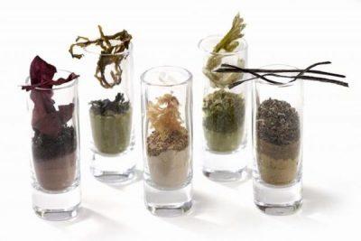 Порошок морских водорослей