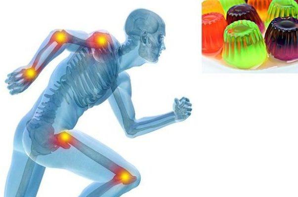 Желатин польза и вред для суставов