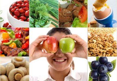 Питание витамины