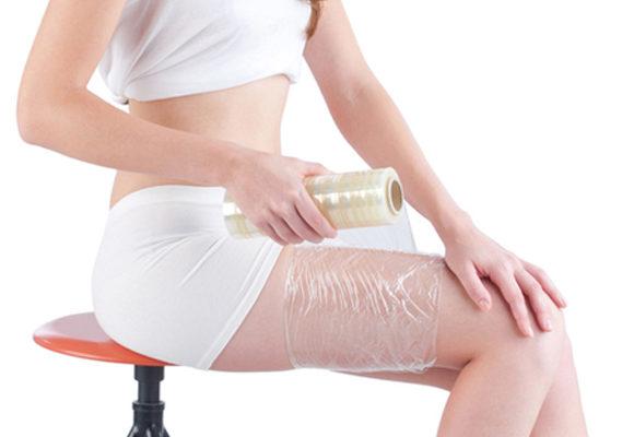 Эффективное обертывание для похудения ног в домашних условиях 465