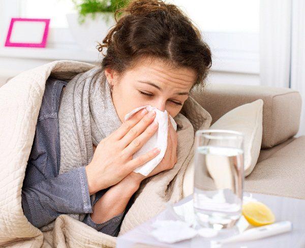 Заболевание обостряется в осенне-зимний период