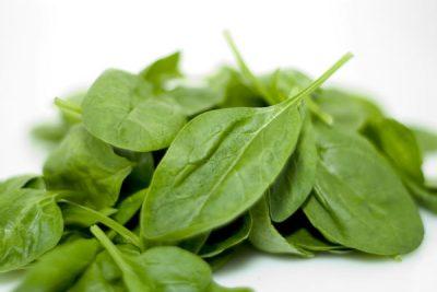 Салат шпинат зелень
