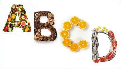 Витамины функции
