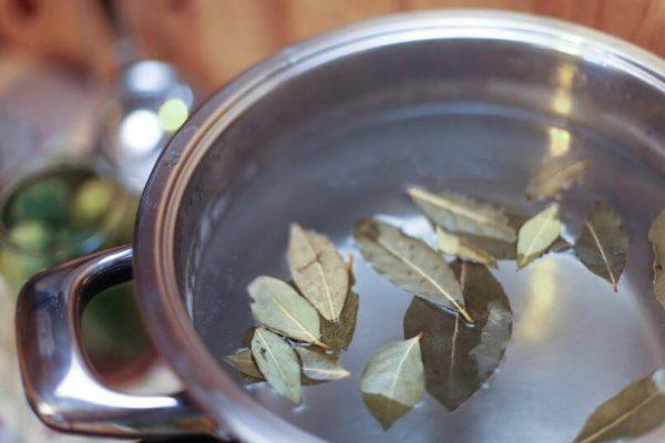 Как приготовить лавровый лист от сахара