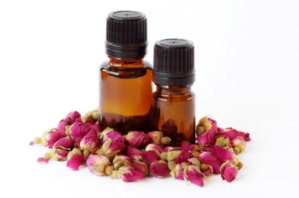 Эфирное масло розы