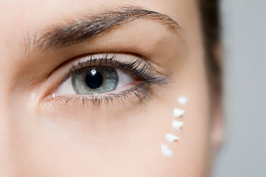 Лифтинг уход за кожей вокруг глаз