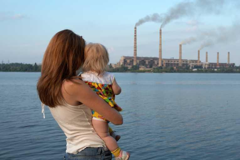 Плохая экология на человека