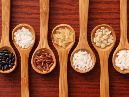 рис разные сорта