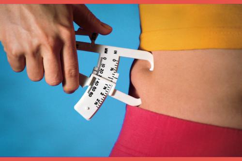 Определение количества жира