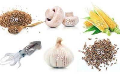 селенсодержащие продукты