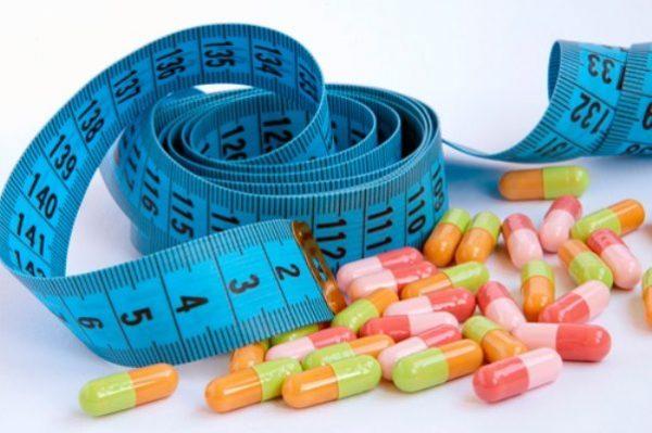 таблетки против жира