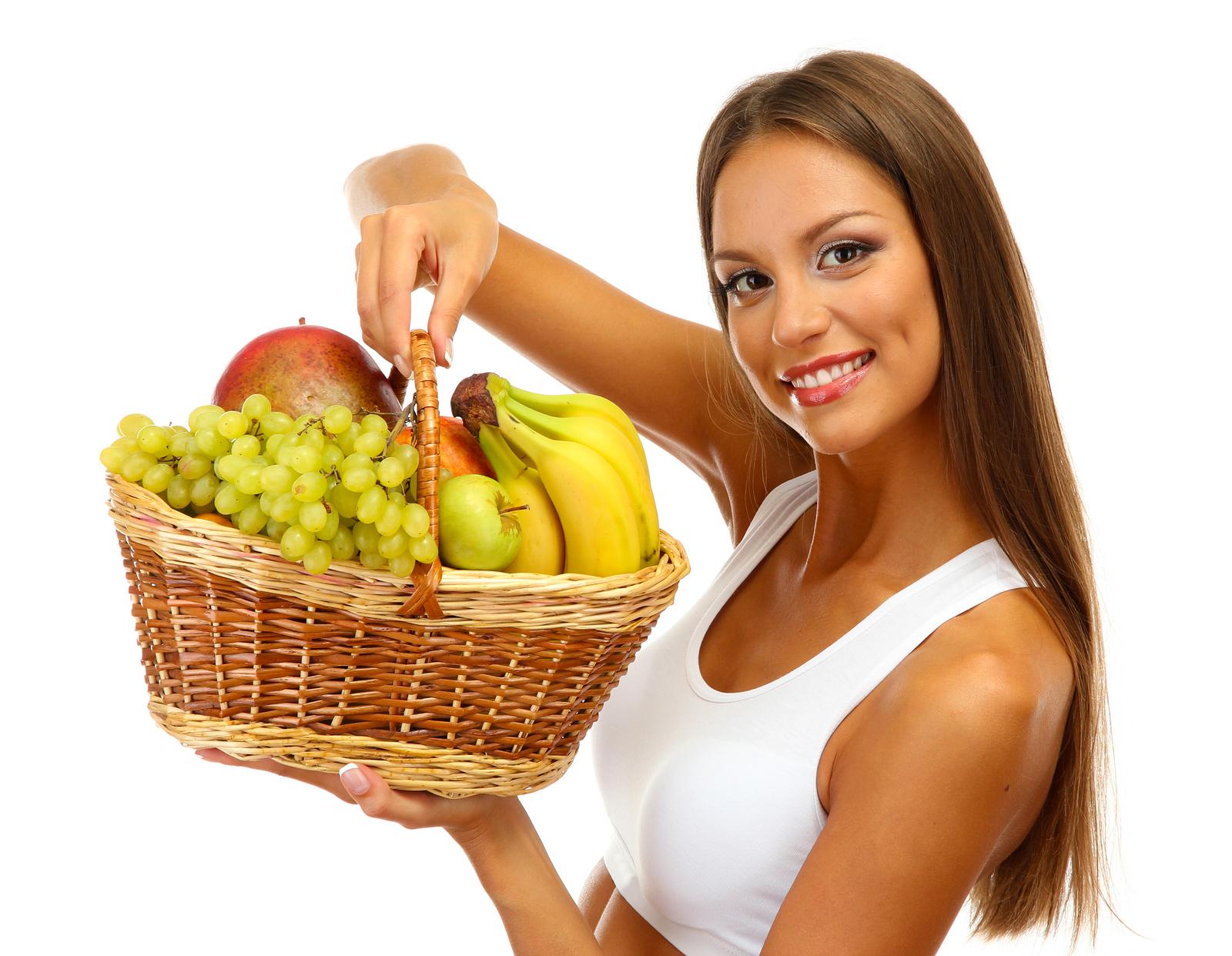 Похудение с помощью винограда
