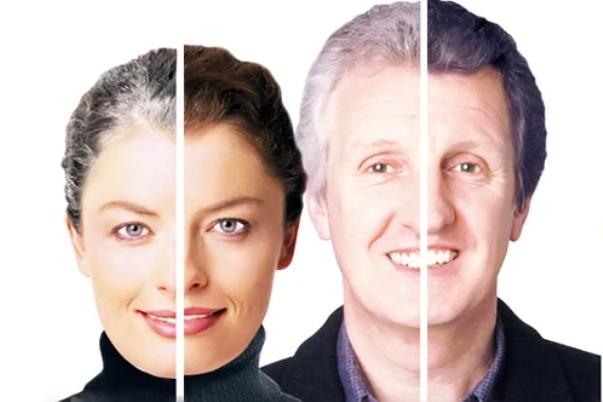 Средство для восстановления цвета седых волос concept