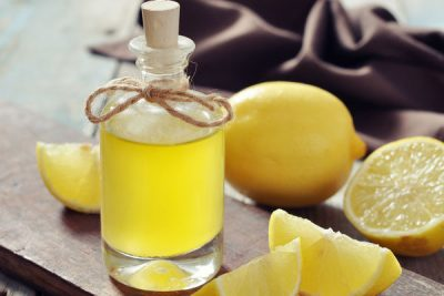 Эфирные масла лимон миндаль