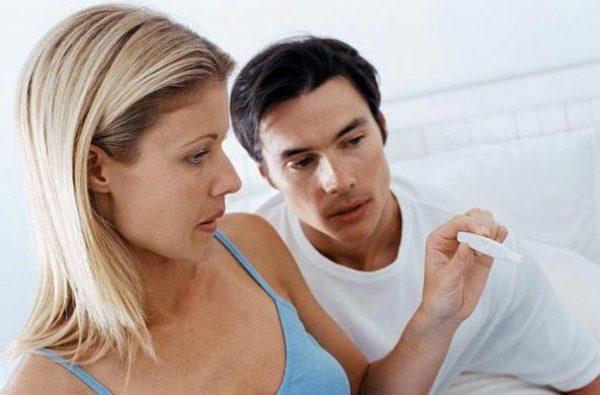 Низкая концентрация сперматозоидов