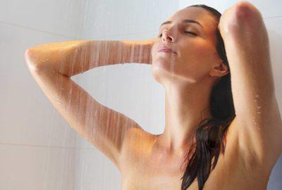 Контрастный душ утром
