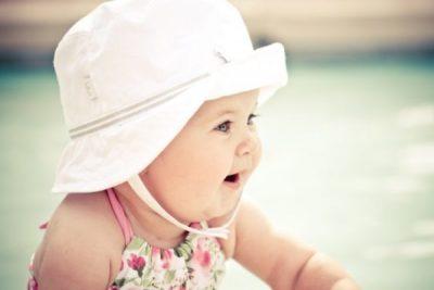 Малыш гуляет