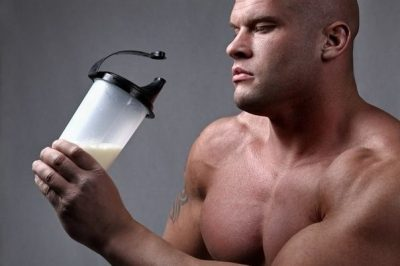 Молоко для мышц