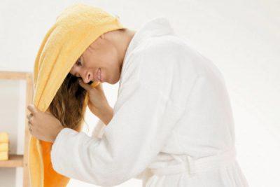 Ополаскивание волос травами