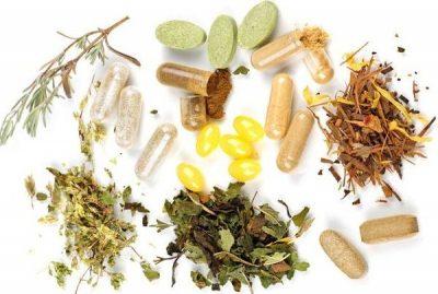 Травы или таблетки