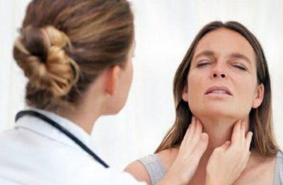 Эндокринолог щитовидная железа