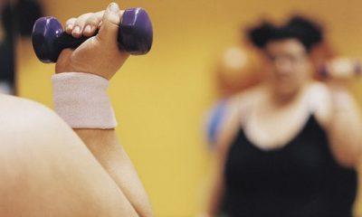 Упражнения борьба с лишним весом