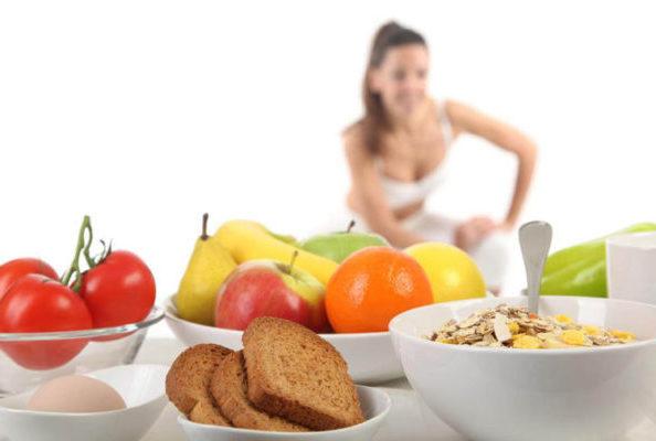 Диета и физические упражнения