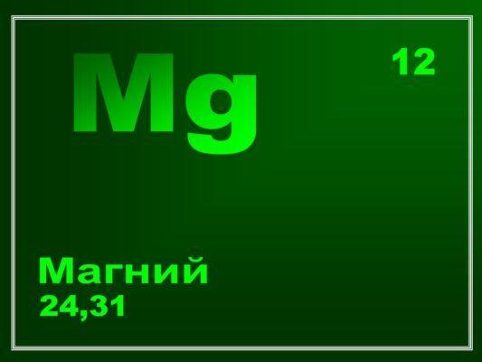 Симптомы дефицита магния в организме