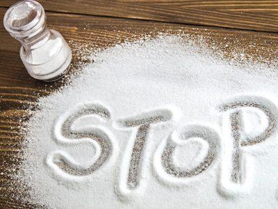 Соль нельзя