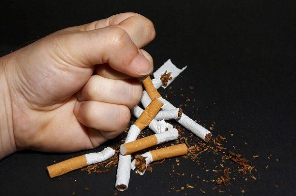 Четыре месяца без сигарет