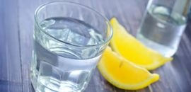 Чистим кишечник соленой водой с лимоном
